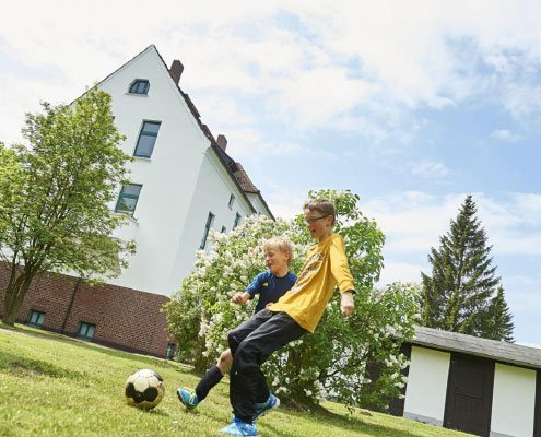 Familienfreundliches Wohnen in Wilhelmshaven Siebethsburg - Bauverein Rüstringen