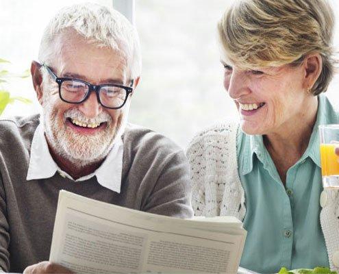 Wohnkomfort für Senioren - Bauverein Rüstringen