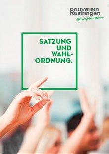 Satzung - Bauverein Rüstringen