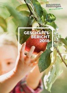 Geschäftsbericht 2018 - Bauverein Rüstringen