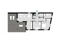 3-Zimmerwohnung Typ J