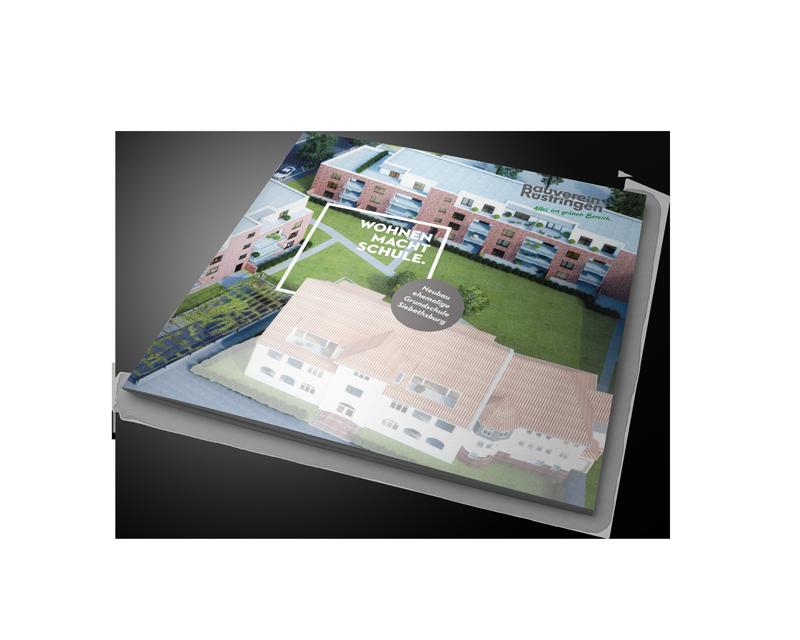 Neubau-Mietwohnungen Gelände Grundschule Siebethsburg Wilhelmshaven