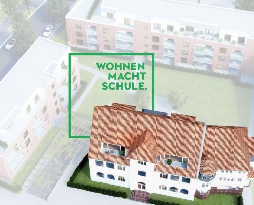 Altbauwohnungen neu gedacht - Sibethsburg Wilhelmshaven