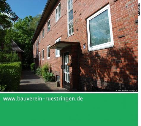 Gemütliche Zwei-Zimmer-Dachgeschosswohnung in Siebethsburg, tom-Brok-Straße 23, 26386 Wilhelmshaven, Dachgeschosswohnung