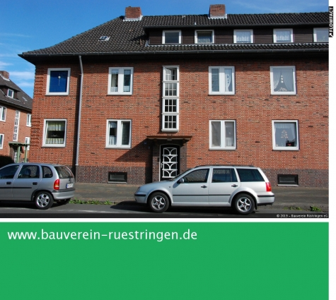 Gesucht, gefunden: Zwei-Zimmer-Dachgeschosswohnung auf Siebethsburg, tom-Brok-Straße 28, 26386 Wilhelmshaven, Dachgeschosswohnung