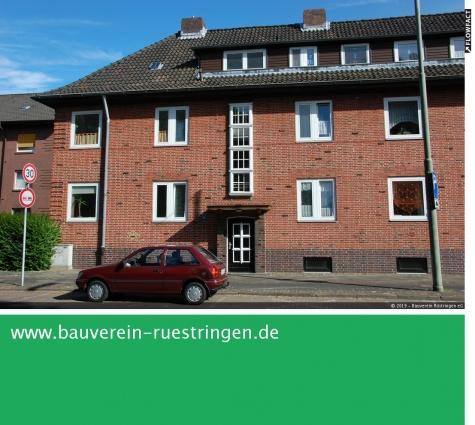 Sonnige Drei-Zimmer-Wohnung in der Gartenstadt Siebethsburg sucht Nachmieter, tom-Brok-Straße 24, 26386 Wilhelmshaven, Etagenwohnung
