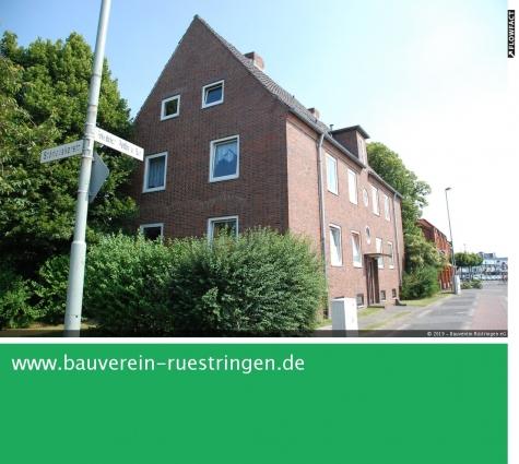 Gemütliche Drei-Zimmer-Wohnung sucht neuen Mieter, Friedrich-Paffrath-Straße 5, 26386 Wilhelmshaven, Etagenwohnung