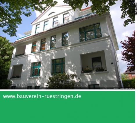 Helle, freundliche Drei-Zimmer-Wohnung in Innenstadtrandlage, Siebethsburger Straße 1, 26386 Wilhelmshaven, Etagenwohnung